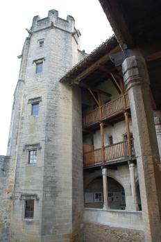Castello di Lourmarin - foto di Silvia C. Turrin