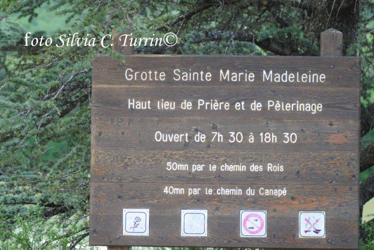 verso la grotta di Santa Maria Maddalena