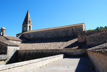 L'abbazia di Le Thoronet - foto© Silvia C. Turrin