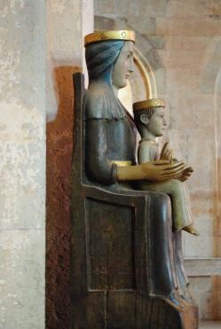 L'abbazia di Le Thoronet - particolare interno - foto© Silvia C. Turrin