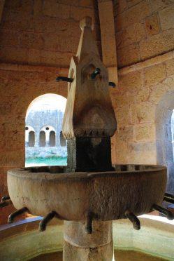 L'abbazia di Le Thoronet - particolare foto© Silvia C. Turrin